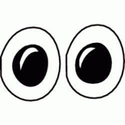 big cartoon eyes Cartoon eyes images clipart free download ...