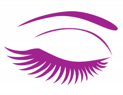 Eyelash clipart pink ~ Frames ~ Illustrations ~ HD images ~ Photo ...