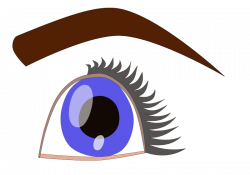 Blue Eyes clipart eyeball - Pencil and in color blue eyes clipart ...