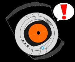 Portal OC: Fear Core by HylianGoddess on DeviantArt