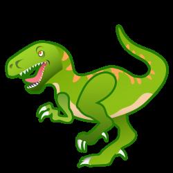 T Rex Icon | Noto Emoji Animals Nature Iconset | Google