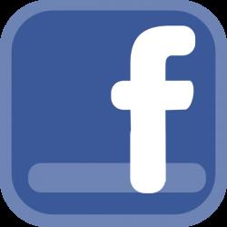 Facebook Icon Clip Art at Clker.com - vector clip art online ...