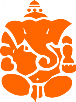 clipartist.net » Clip Art » lord ganesha yoga ganesh 4 facebook ...