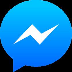Facebook Messenger Logo Png - Alternative Clipart Design •
