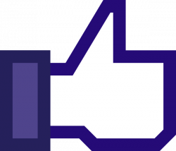 Facebook clip art clipart image 3 - Clipartix