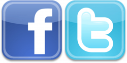 Facebook Twitter Brand Logo JPEG - facebook png download ...