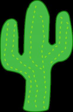 clipartist.net » Clip Art » cactus super duper SVG