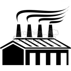 Royalty-Free factory logo 370852 vector clip art image - EPS ...