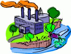 Factories | Free Images at Clker.com - vector clip art online ...