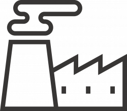 Warehouse Factory Icon - Factories and warehouses 2143*1886 ...
