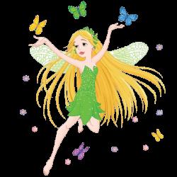 Fairy Fairies Magical Images Clipart - 5038 - TransparentPNG