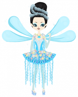 Blue Fairy from Once Upon a Time by marasop on DeviantArt
