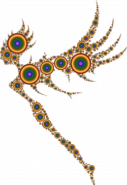 Clipart - Colorful Fairy Circles 6