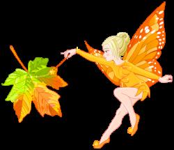 Autumn Fairy PNG Clipart Image | ősz/ fall | Pinterest | Autumn ...