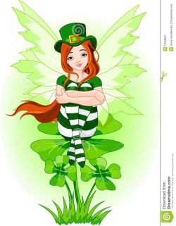 St. Patrick's Day-Fairy | Holiday-St. Patrick's Day | St ...