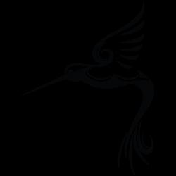 colibri tribal - Buscar con Google | LOGO | Pinterest | Woodburning ...