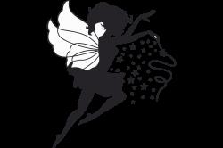 Fairy-Princess-with-Magic-Wand-Vector-Image.png (1020×680) | Fairies ...