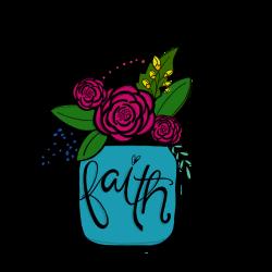 Doodle 101 / Flower Jar   Bible