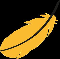 Yellow-Feather-Clipart - Kris Kristofferson