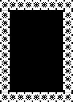 15 Fancy black border png for free download on mbtskoudsalg