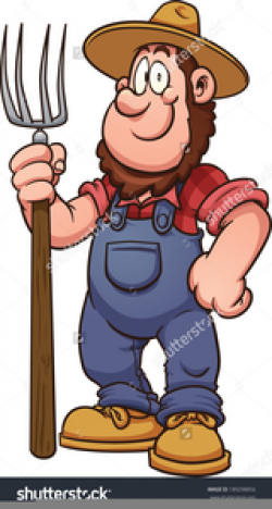 Animated Farmer Clipart | Free Images at Clker.com - vector ...