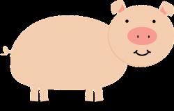Fazenda - Minus | clipart- farm | Pinterest | Pig pig