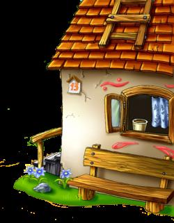 Houses (ДОМики)   Views album, Vector graphics and Album