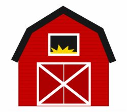 Barn - Farm House Clipart Png, Transparent Png Download For ...