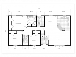 Square Feet Bedrooms Batrooms On Levels House Plan Bathroom Clip Art ...