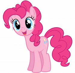 Image - FANMADE Happy pinkie pie by thatguy1945.png | My Little Pony ...