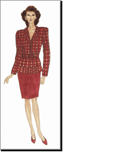 Fashion-Design-and-Illustration-Clip-Art