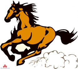 Fast Horse Running | Free Clipart Design Download