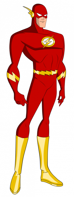 The Flash Bruce Timm style new look | DC · Flash | Pinterest | Bruce ...