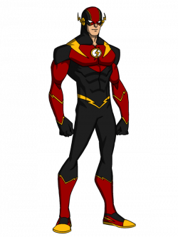 Flash Redesign by KingLeonUniverse on DeviantArt | Comic-Redesign ...