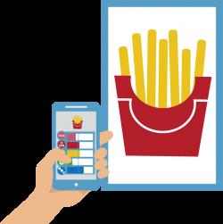 Digital Signage for Quick Service Restaurants (QSR) - Signagelive.com