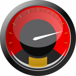 28+ Collection of Speed Gauge Clipart | High quality, free cliparts ...