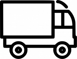 Delivery Van Truck Shipping Svg Png Icon Free Download (#571293 ...