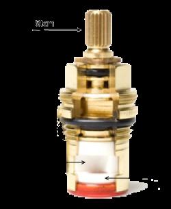 Faucet Basics, Part 2: Faucet Valves & Cartridges