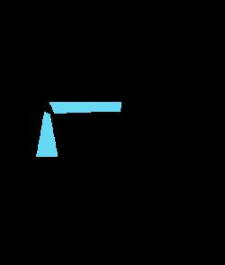 Water Tap Sink Faucet - Vector Image