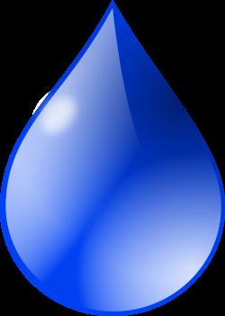 Clipart - Water Drop