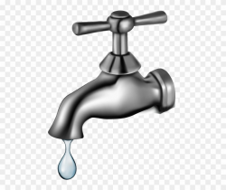 Tap Png - Drawing Of A Water Tap Clipart (#3808129) - PinClipart
