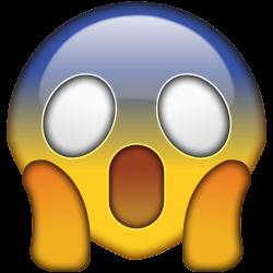 Download OMG Face Emoji Icon | Emoji Island