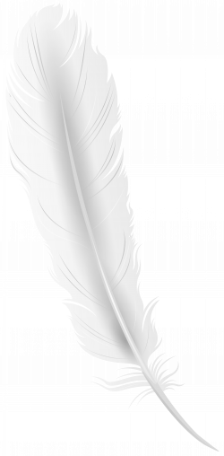 White Feather PNG Clip Art Image   Gallery Yopriceville - High ...