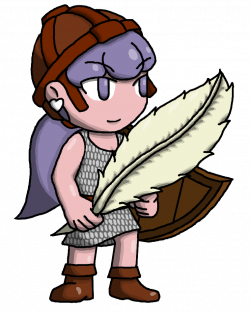 Practice: Feather Warrior by TheJesterMime on DeviantArt