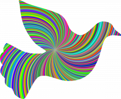 Sixties Peace Dove Icons PNG - Free PNG and Icons Downloads