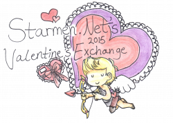 2015 Annual Valentine Exchange [Valentine Thread] « Fan Forum ...