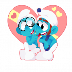 Secret Smurfy Valentine 2015: You're Berry Sweet! by Tapie-Smurf on ...