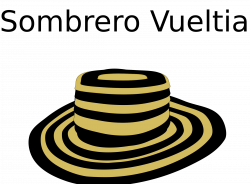 Sombrero Vueltiao Icons PNG - Free PNG and Icons Downloads