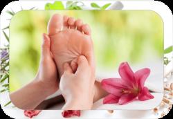 Foot Massage - Nail salon