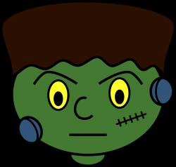 Frankenstein Clipart Group (68+)